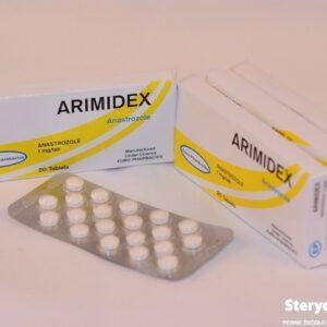 Anastrozolum ARIMIDEX