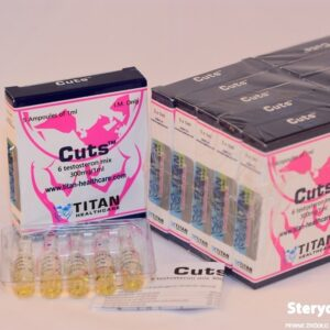 Cuts (Mix 6 testosteronów 300mg)