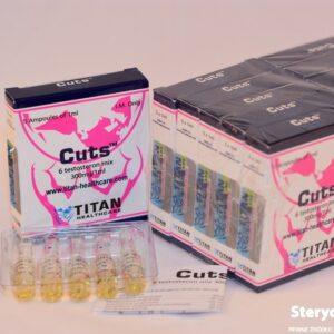 Cuts (Mix 6 testosteronów 300mg)