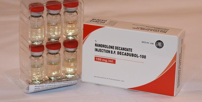 Decadubol-100 (Nandrolone Decanoate)