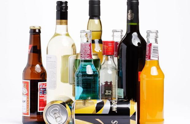 sterydy a alkohol
