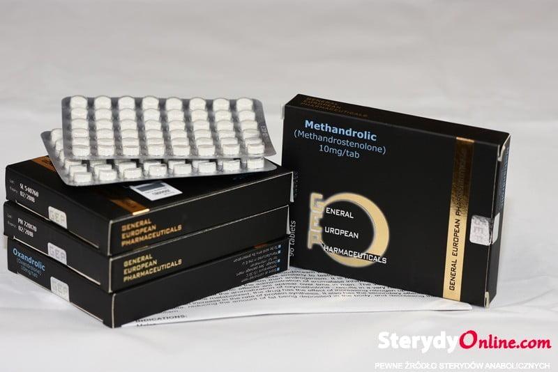 METHANDROLIC 10 mg