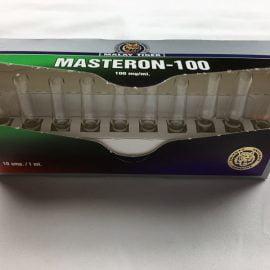 MASTERON-100 otwarte opakowanie