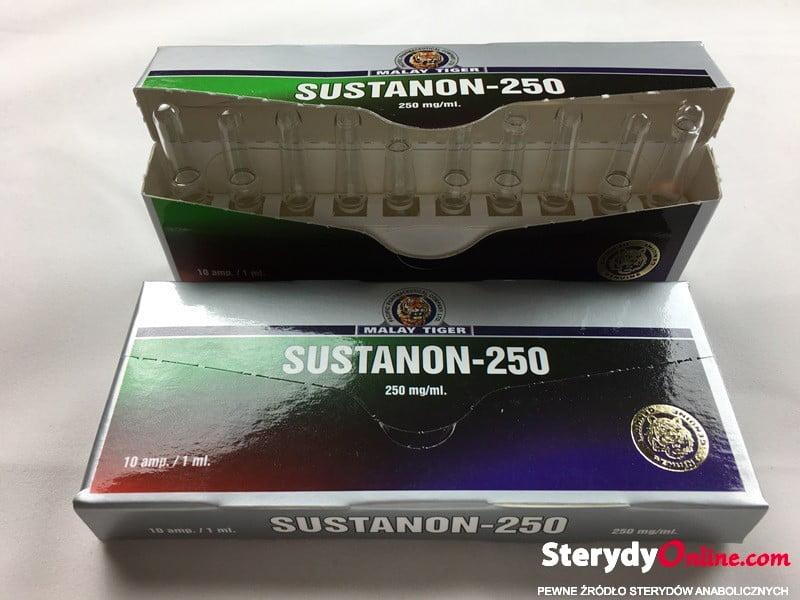 SUSTANON-250 full opakowanie