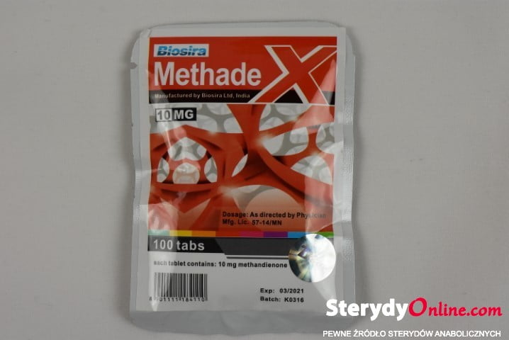 Methadex 100 tabletek