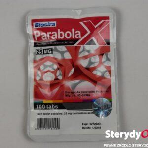 ParabolaX 100 tabletek