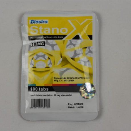 StanoX 10mg 100 tabletek