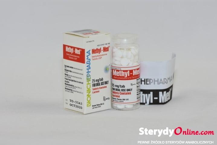 Methyl-Med 120tab (25mg) BP