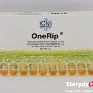 IONS OneRip 150mg (prop, masteron, tern acet)
