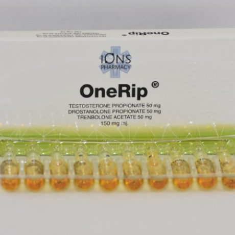 IONS OneRip 150mg (prop, masteron, tern acet)