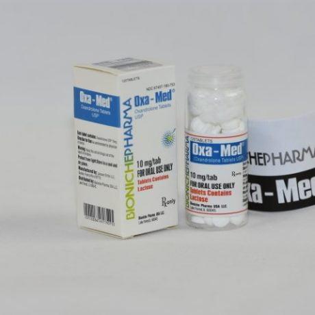 Oxa-Med 120tab (10mg) BP
