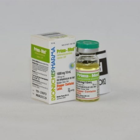 Prima-Med 100mg BP