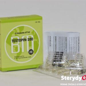 Testopin-100 (Testosterone Propionate) BM
