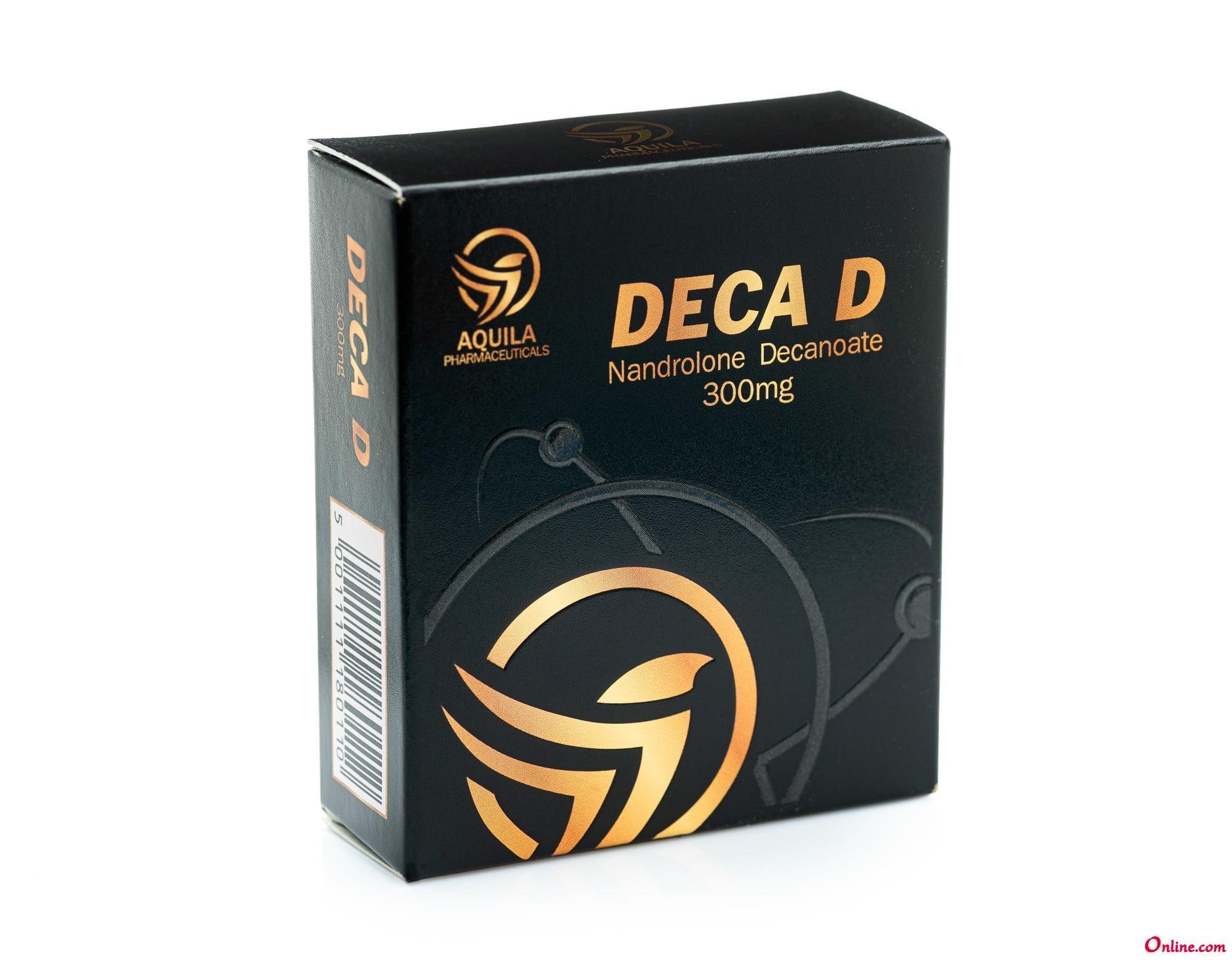 DECA D Nandrolone Decanoate 300 mg