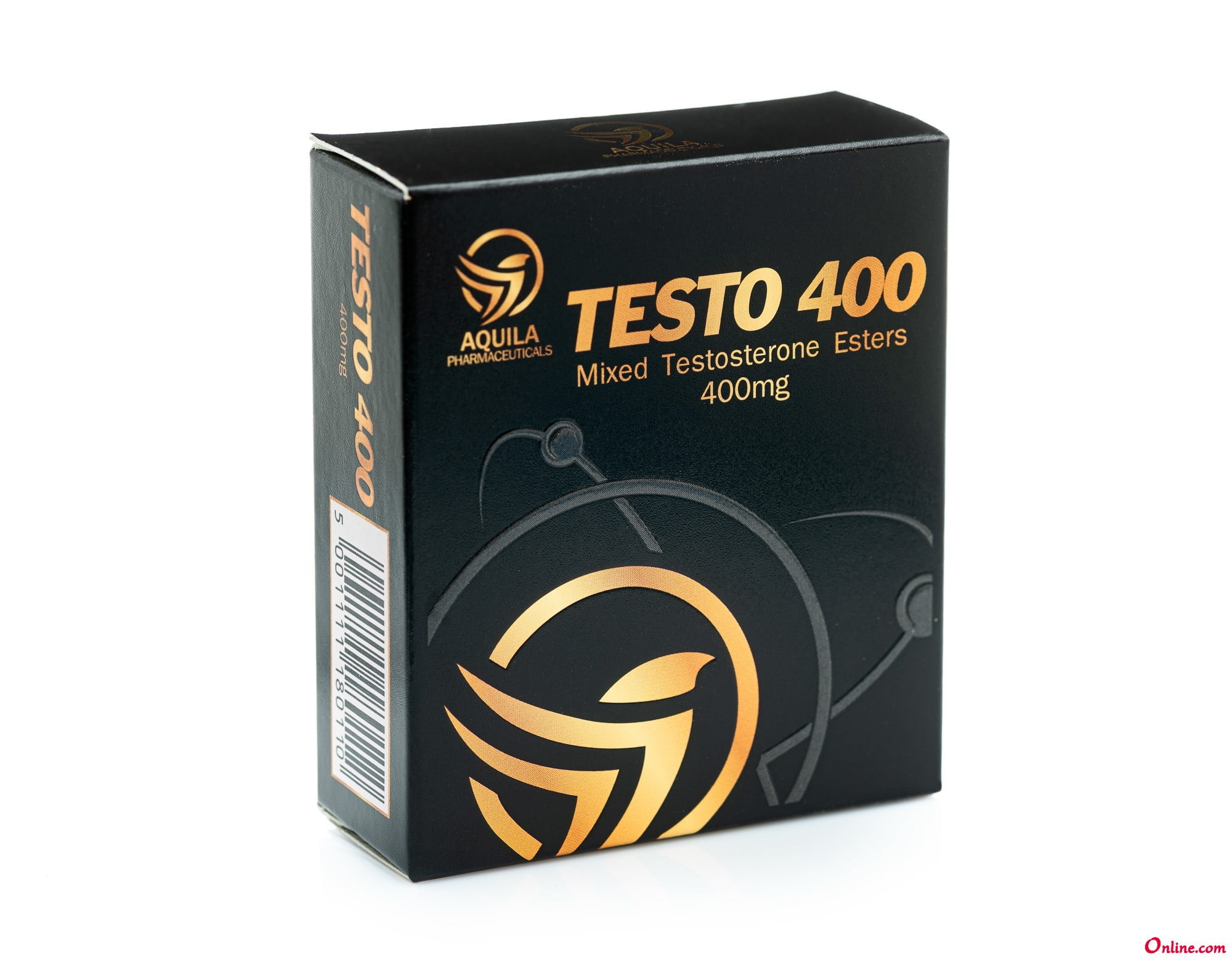 TESTO 400 Mixed Testosterone Esters 400 mg
