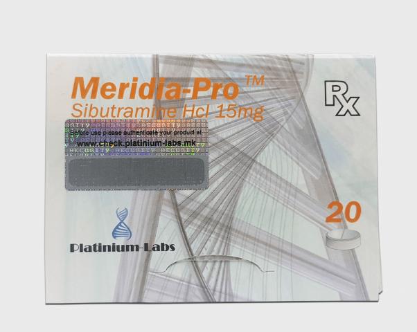 Meridia Pro Platinium Labs