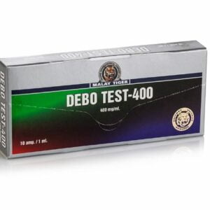 Malay Tiger DEBO TEST-400